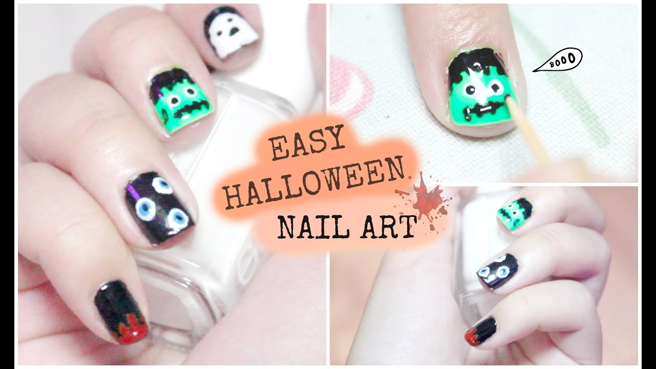 Easy Nail Art Using Toothpick And Bobby Pin Heartcindy You