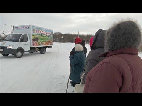 euronews (deutsch): Mobile Tante-Emma-Läden in Tatarstan