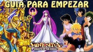 GUIA PARA COMENZAR Y PROGRESAR!! Saint Seiya Awakening: KotZ