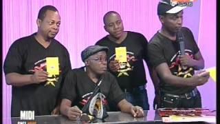 Les hommes forts de la République très très démocratique du Gondwana sur le plateau de la RTI streaming