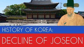 Video Decline of Joseon Korea download MP3, 3GP, MP4, WEBM, AVI, FLV April 2018