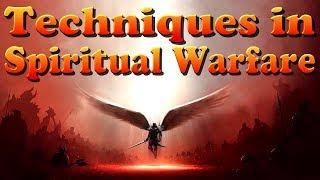 Techniques in Spiritual Warfare Mp3