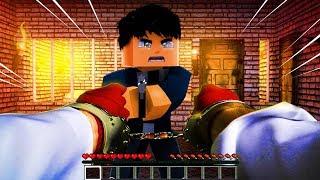 Minecraft REALISTA #1 - FUI PRESO NO MINECRAFT ( Realistic Minecraft ) [ WIIFEROIZ ]