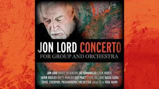 Jon Lord - Concerto For Group and Orchestra (2012 Studio)