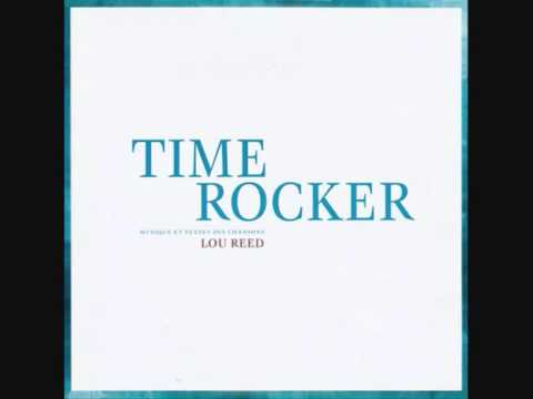 Lou Reed - Turning Time Around ( From the original play: Time Rocker )