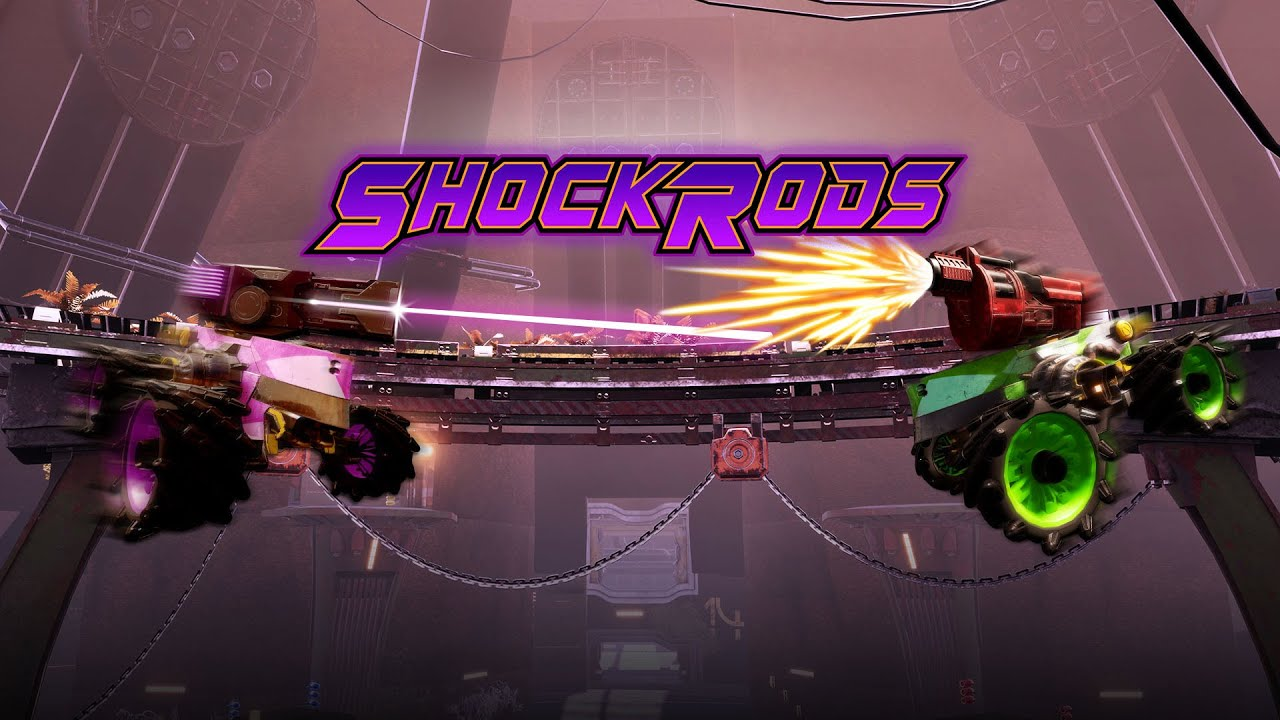 Stainless Games - ShockRods Interview