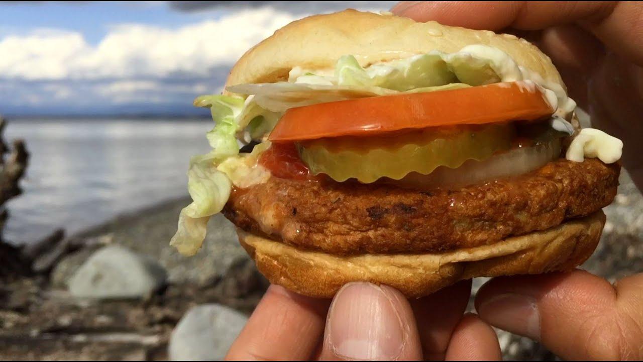 Burger King Morningstar Veggie Burger Review YouTube