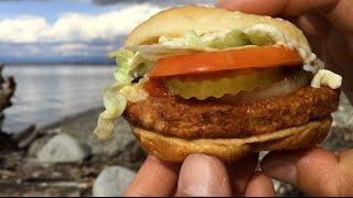 Burger King Morningstar Veggie Burger Review