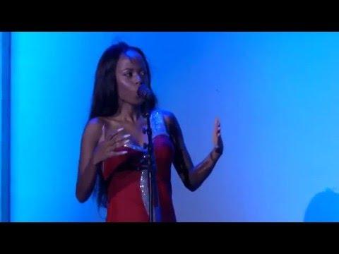 Joyous celebration 20 - Nokwethemba Mchunu - Who is the Greatest? (Poem)