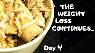 Still Losing Weight - Day 4 - Weight Loss Vlog