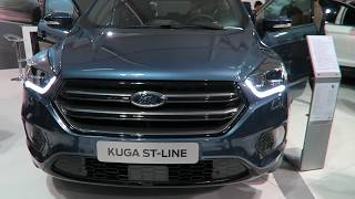 NEW 2019 Ford Kuga - Exterior & Interior