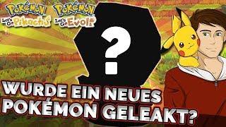 Pokémon Let's Go Evoli neues Pokémon