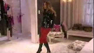 Antonella y Bruno discuten por celos y Canta Respecto.wmv