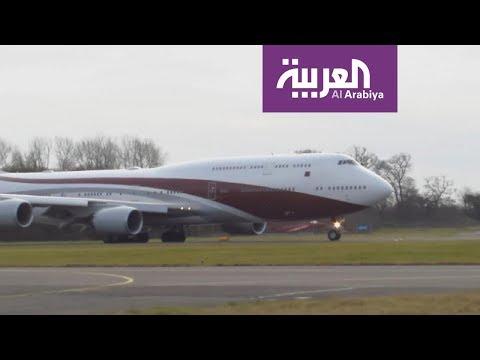 من الطائرة إلى القصر.. التقشف لا يشمل أردوغان  - 20:54-2018 / 9 / 14