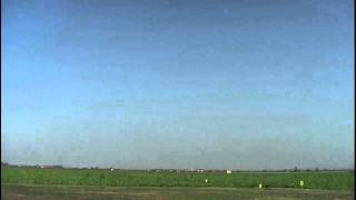 "Unstable flight of  ""Wile E. Coyote"" rocket with 4 x AT G40-4 W motors on MIR 2010"