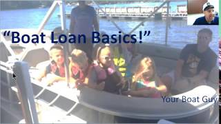 Boat Loan Basics, Insider Secrets to Marine Lending for Boat Buyers