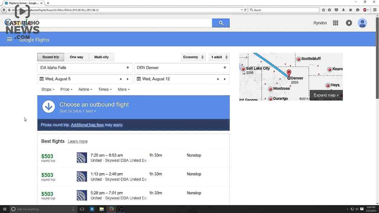 Google Flights The Very Best Way To Book Flights Using Google Flights
