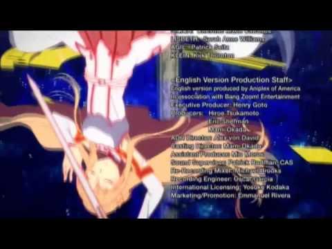 SAO ED 1 US Toonami Version (FANDUB LATINO)