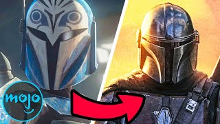 Top 10 Ways All the Star Wars TV Shows Connect