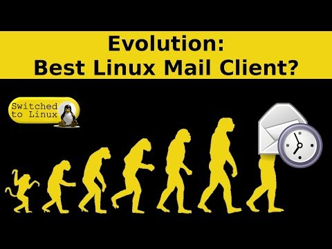 Evolution: The Best Linux Email Client?