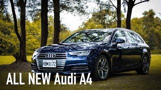 Audi A4 Avant 40TFSI 嶄新世代 試駕- 廖怡塵【全民瘋車Bar】26