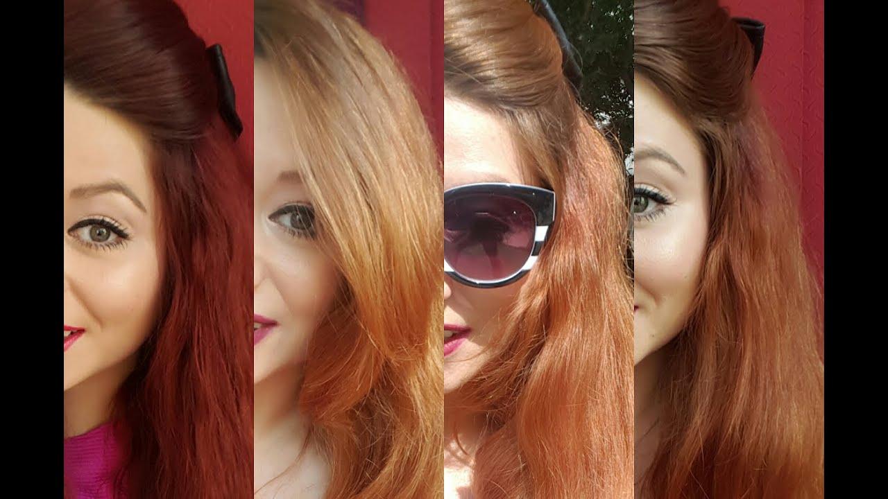 De La Roscat La Blond Cu Colour B4 Fmwg Testeaza Youtube