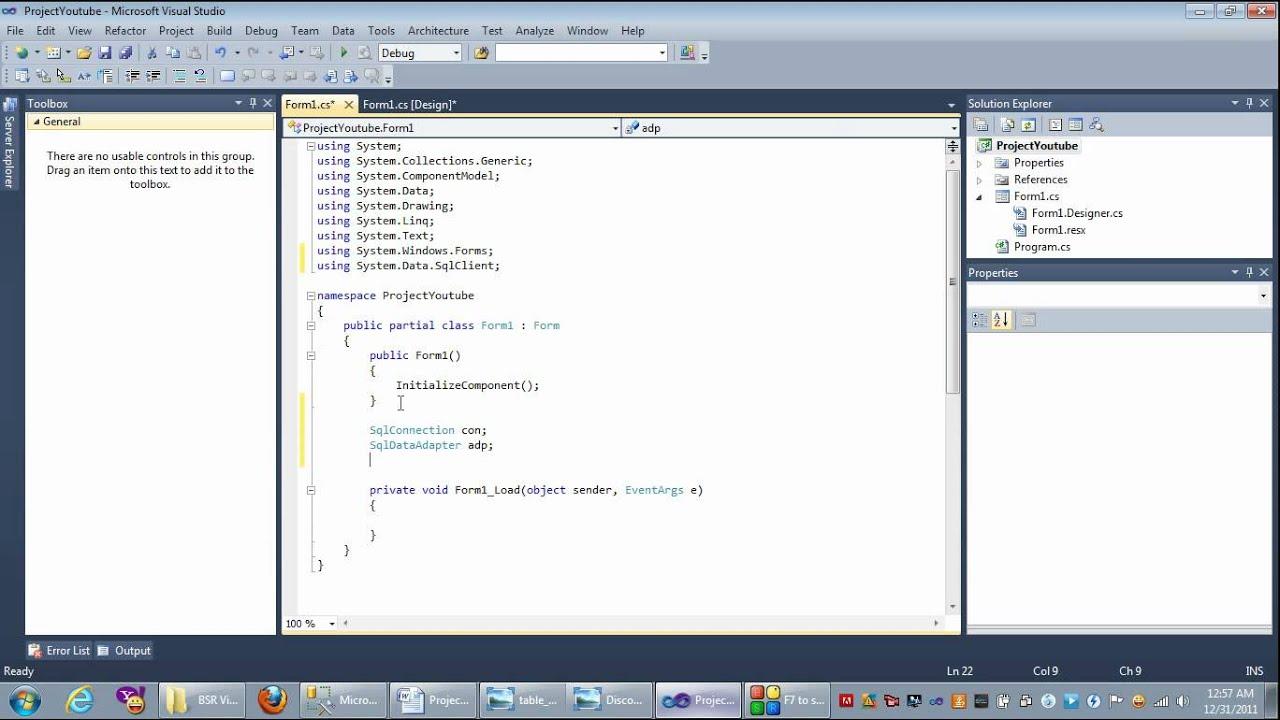 C# SQL Queries