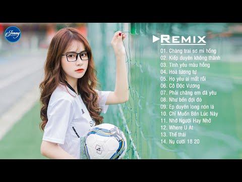 NHẠC TRẺ REMIX 2021 HAY NHẤT HIỆN NAY EDM Tik Tok JENNY REMIX Lk Nhạc Trẻ Remix Gây Nghiện Nhất