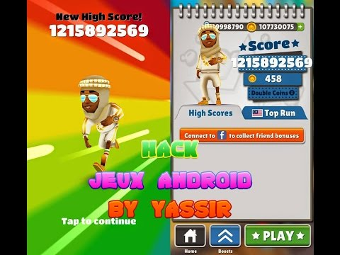 Subway Surfers 2016 Xmodgame Hack Unlimited Coins