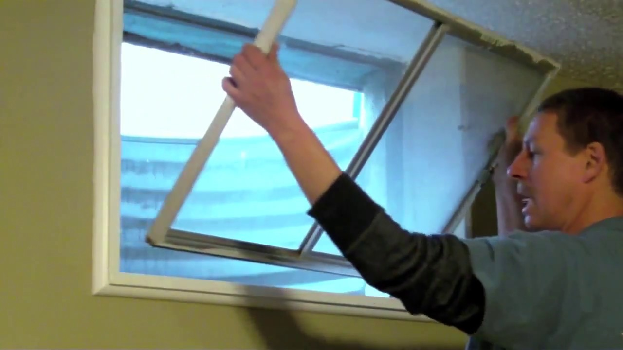 how to replace your basement windows columbia monarch