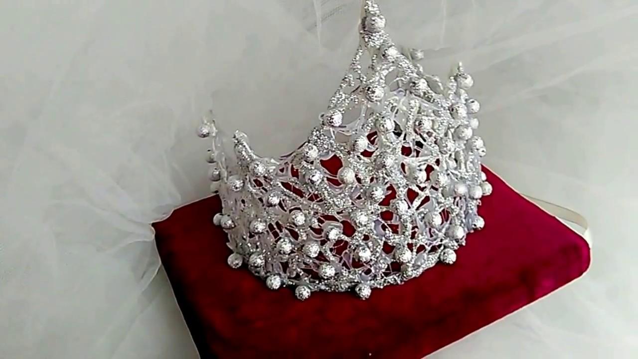 7 простых и эффектных корон для девочки принцессы 17