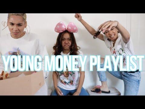 Young Money Playlist 💸 | CERAADI