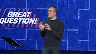 Great Question (Part 2) - How can God be loving and send people to Hell?