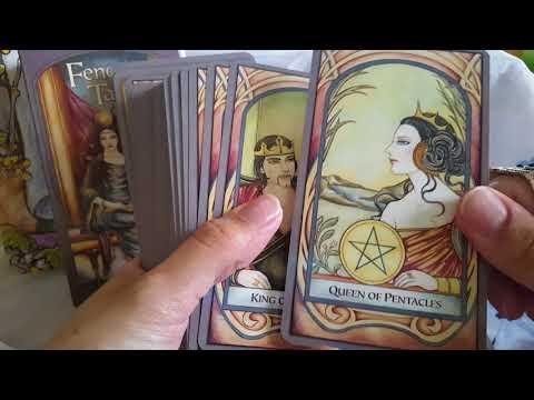 Fenestra Tarot deck rewiew