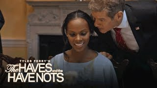 Candace's Past Continues to Haunt Her   Tyler Perry's The Haves and the Have Nots   OWN