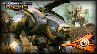 MechWarrior Online - Archer Gameplay