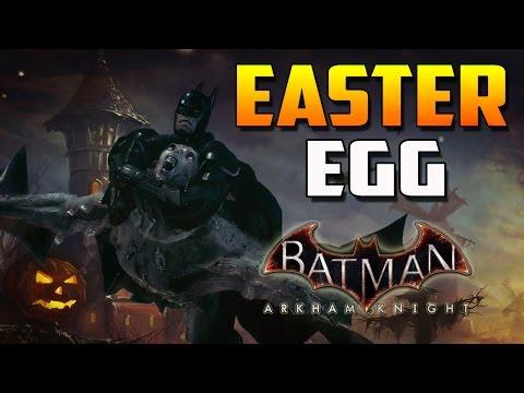 Batman Arkham Knight - El Escape de Man-Bat en Halloween! (Secreto)