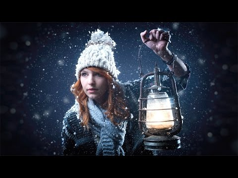 Shooting Winter and Snow Studio Portraits: Take and Make Great Photography with Gavin Hoey