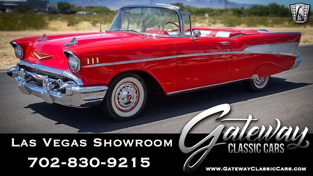 Chevrolet Las Vegas >> 1957 Chevrolet Bel Air Stock 160 Las Vegas
