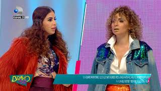 Bravo, ai stil! (25.10.2017) - Tinuta Alinei, apreciata de jurati! Ce comentariu a facut Raluca
