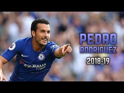 Pedro Rodríguez 2018-19 | Dribbling Skills & Goals