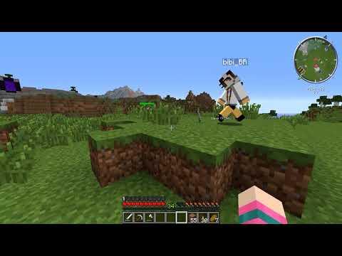 Minecraft: FAZENDINHA #28 - PAN, A PANTERA!! | FLOKIIS |