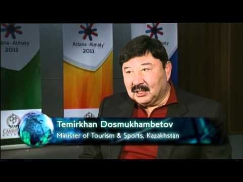 World Business: Tourism in Kazakhstan -- 11/02/2011