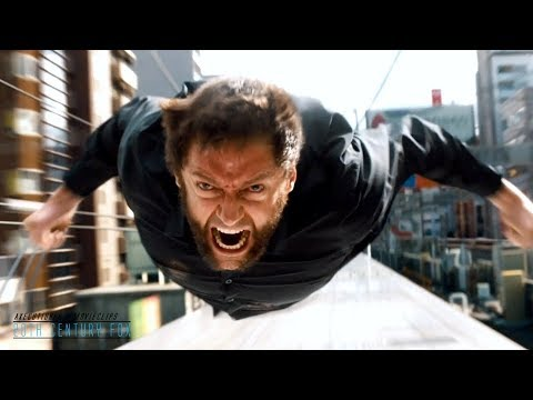 The Wolverine |2013| All Fight Scenes [Edited]