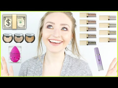 RE-PRICING POPULAR BEAUTY PRODUCTS!! (Part 1)
