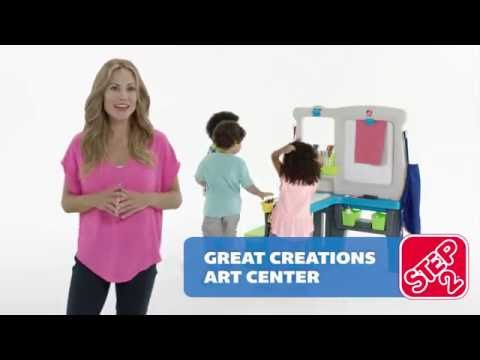 Step2 Great Creations Art Center