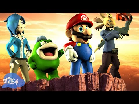 smg4:-mario-saves-anime