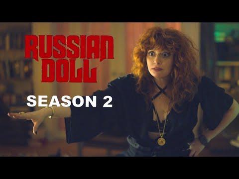 Russian Doll SEASON 2 - Coming Soon
