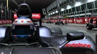 F1 2010 Night Race Trailer (HD)