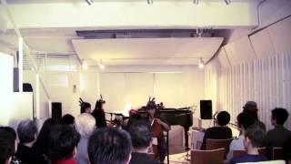 Piano,Composer-Mika Kawada Violin-後藤薫子 Cello-吾妻知奈 尺八-大山...